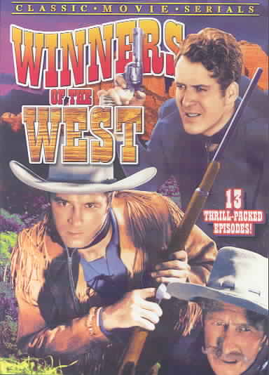 WINNERS OF THE WEST:CHAPTERS 1 13 BY NAGEL,ANNE (DVD)